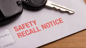 Reeling in Vehicle Recalls