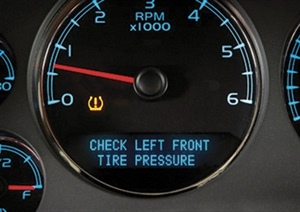 Cold Temperature Tire Pressures
